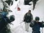 Zimní přechod skal 2006